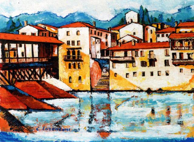 _2013_-_LORENZONI_-_ponte_-_lungo_il_brenta_-_tecnica_mista_43x58_-_2013_638