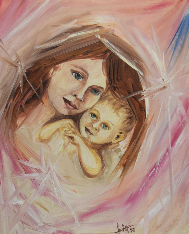 pittura_-_1993_-_maternita_in_una_stella__-_60x50_---_640x_---_DSC_0065