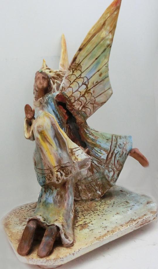 2010_-_annunciazione_-_001_-_540x_-__annuncio_della_morte_di_cristo_-sepolcro_-_ceramica_neoforismo_-_60x40x30_-_CIMG8897