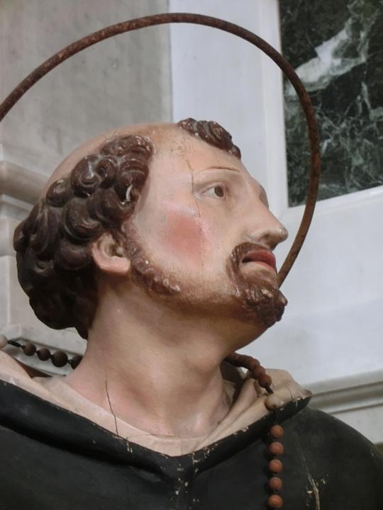chiesa_di_nove_-_interno_-_PARETE_NORD_-_004_-_altare_della_madonna_del_rosario_-_STATUA_SAN_DOMENICO_-_IL_VOLTO__INTERNET_540_-_CIMG4608