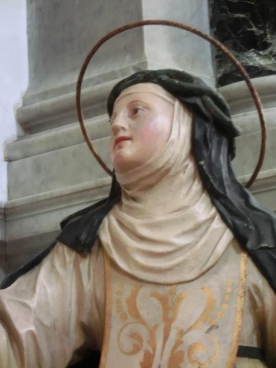 chiesa_di_nove_-_interno_-_PARETE_NORD_-_006_-_altare_della_madonna_del_rosario_-_STATUA_DI_SANTA_ROSA_DA_LIMA_-_IL_VOLTO_-_INTERNET_-_CIMG4610