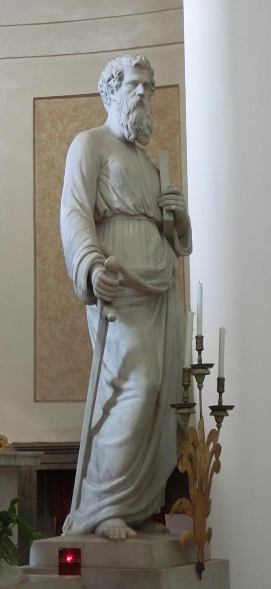chiesa_di_nove_-_interno_-_presbiterio_-_statua_di_san_paolo_-_OK_-__-_a_dx_dellaltare_-__INTERNET_5401174_-_CIMG4621