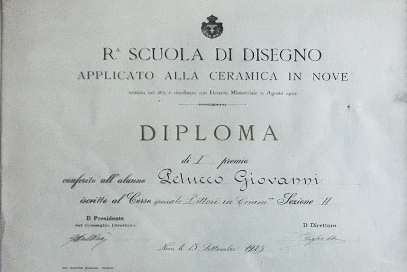 petucco_-_diploma_------800x_--_dato_a_petucco_nel_50_della_scuola_darte_-_13_settembre_1925_CIMG2211