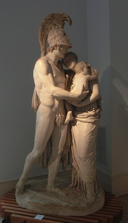 MUSEO_-_GESSO_DI_DE_FABRIS_-----540x_-__ETTORE_E_ANDROMACA_-_001_-__-_CIMG2484