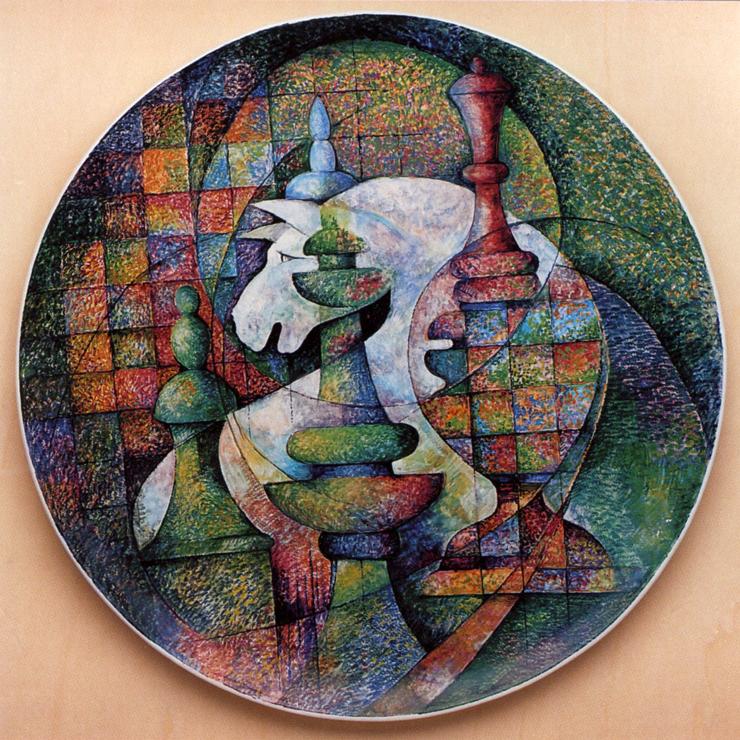 Z-POZZA-CERAMICA804_-_scacchi_-_piatto_decorato_sopra_smalto_-_cm_80_-_2001_----_740x740_----_