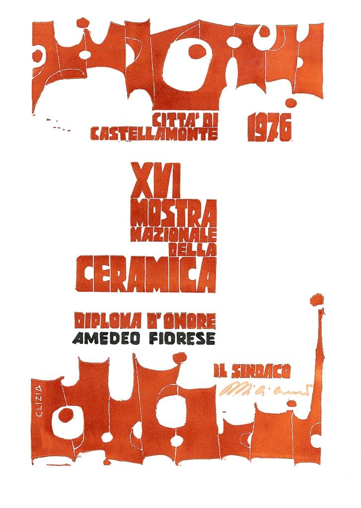 1976.10_-_Diploma_donore_XVI_Mostra_nazionale_della_ceramica_-_Citta_di_Castellamonte_-_Torino