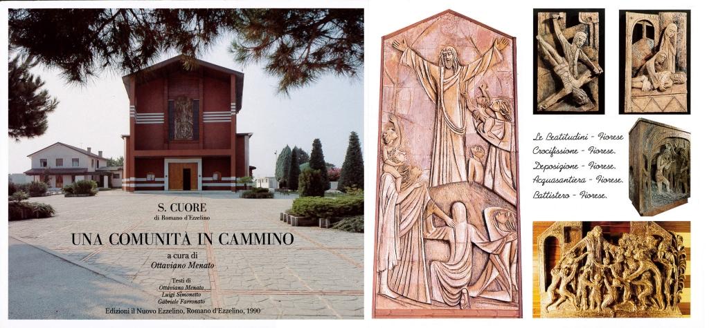 1990.12_-_Sacro_Cuore_di_Romano_dEzzelino_-_Una_comunita_in_cammino_-_Le_Tappe_1965_-_1990_-_libro_-_a_c