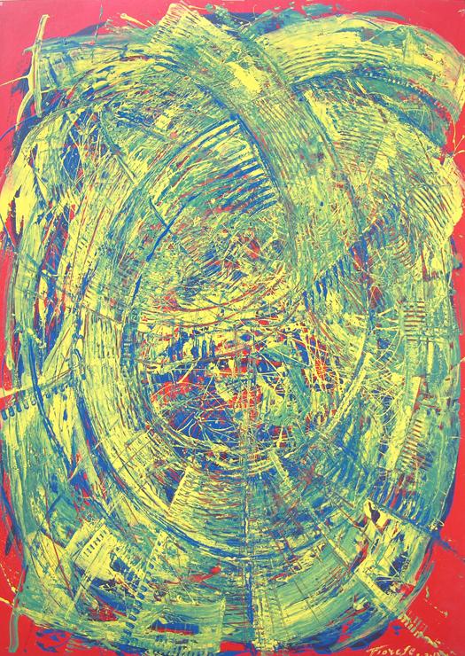 03_Studio_grafico_----_740H_X_----_2013_Pastelli_a_cera_70x50cm