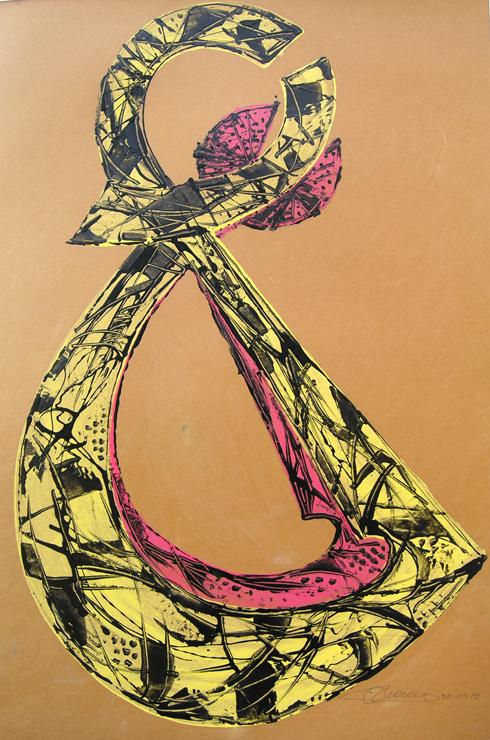 17_Studio_per_grande_scultura_2013---_740X_----_Smalti_su_cartoncino_70x50cm
