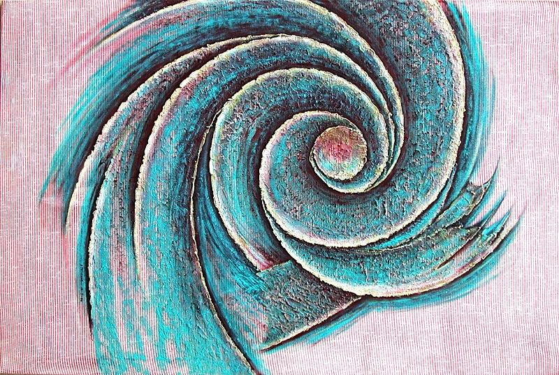 2004_-_Spirale_di_luce_2004_Smalti_su_tela_100x150cm_----_800L_----